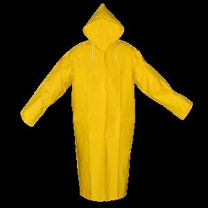 capa para lluvia