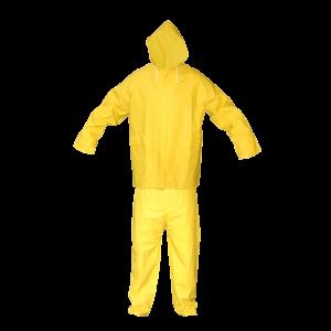 traje para lluvia 2