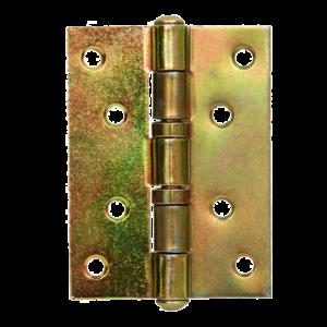 166 - BISAGRA MUNICION 100 X 75 AGUJEROS